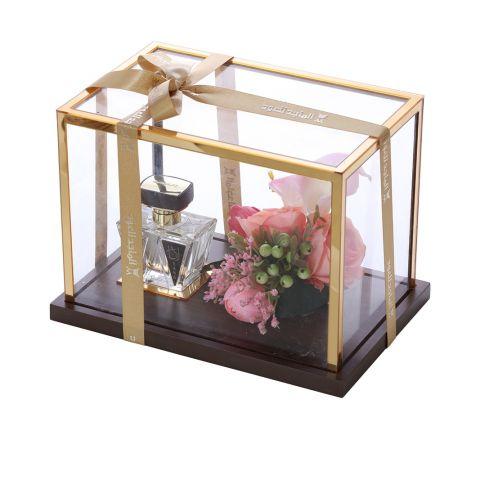 Lana Box Perfume - 100ml - almajed 4 oud